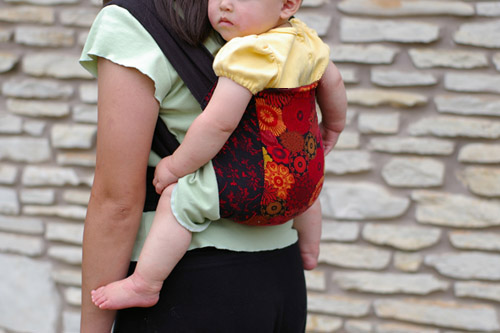 The Ultimate Mei Tai Carrier – Durable and Easy to Sew | Wabi Sabi Baby